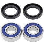 Front Wheel Bearings and Seals Kit Honda - 25-1491B - Boss Bearing