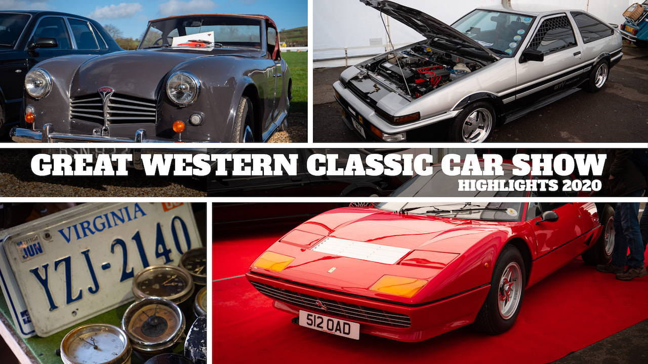 The Great Western Classic Car Show 2020 Highlights