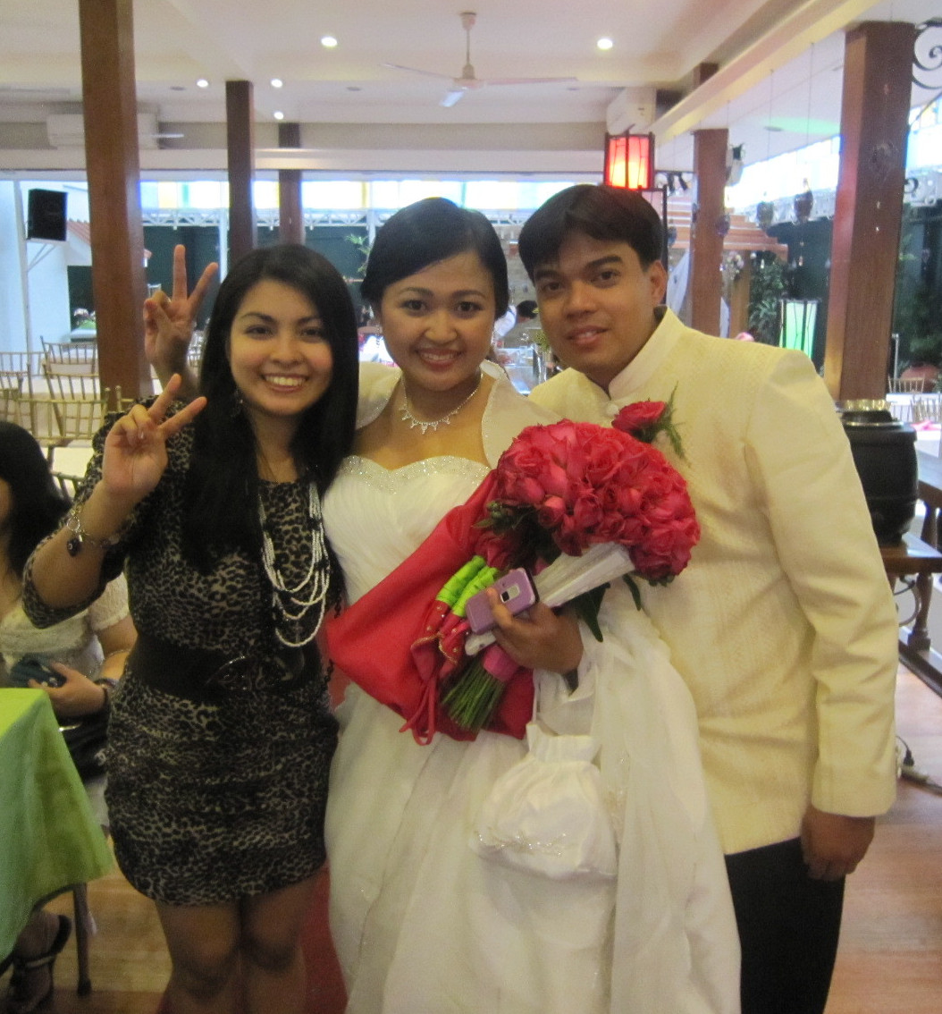 Donnie Ray and Maricel's Wedding