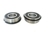 Front Wheel Bearings Kawasaki Tecate KXT250 1984