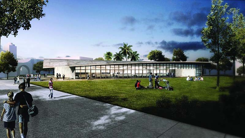 University of Miami breaks ground on School of Architecture building