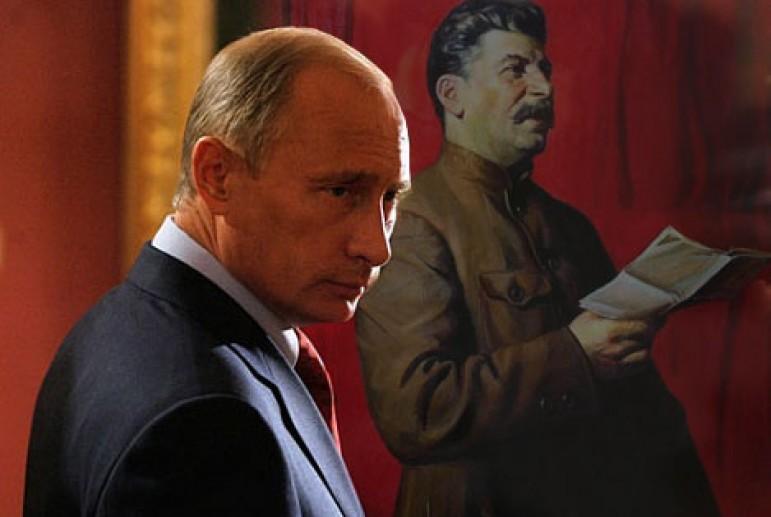 Путин сейчас мне напоминает мифического Сталина-наоборот