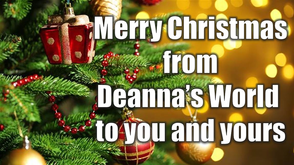 Merry Christmas from Deanna's World