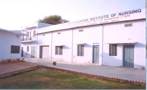 Rajasthan Education Institute Of Nursing