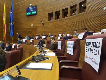 Corts Valencianes 8 de març