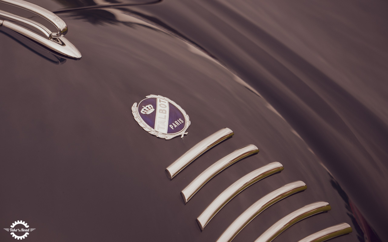 Two elegant Talbot-Lago T26s to star at Salon Privé