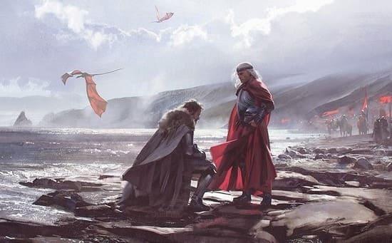 GOT 7×3? Jon y Dany un Pasado que Recordar.