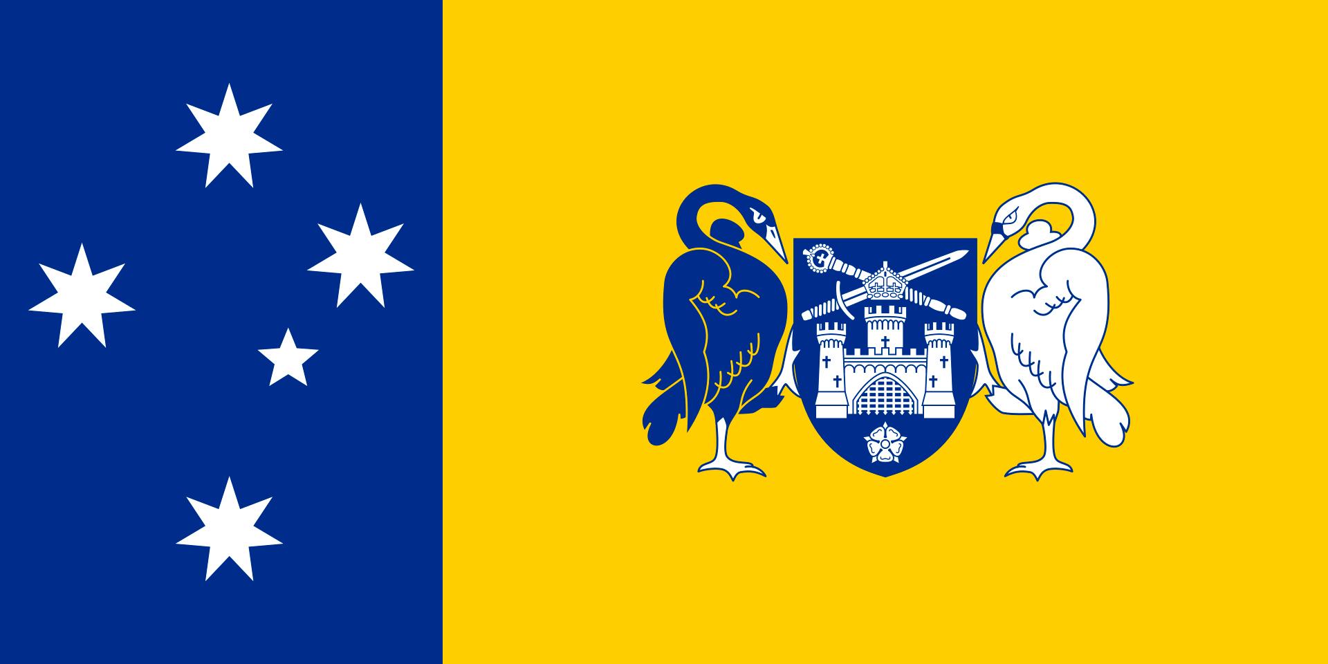 Bandera de Canberra