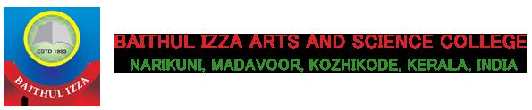 Baithul Izza Arts and Science College, Kozhikode