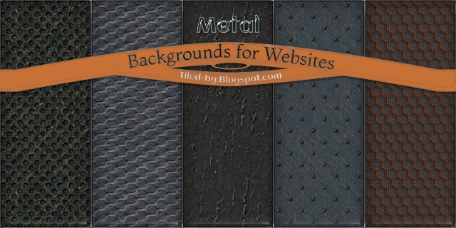 metal backgrounds for websites