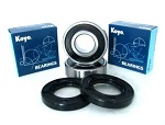 Premium Front Wheel Bearings and Seals Kit Honda CBR1100XX 1999-2003