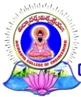 Acharya College of Engineering, kadapa
