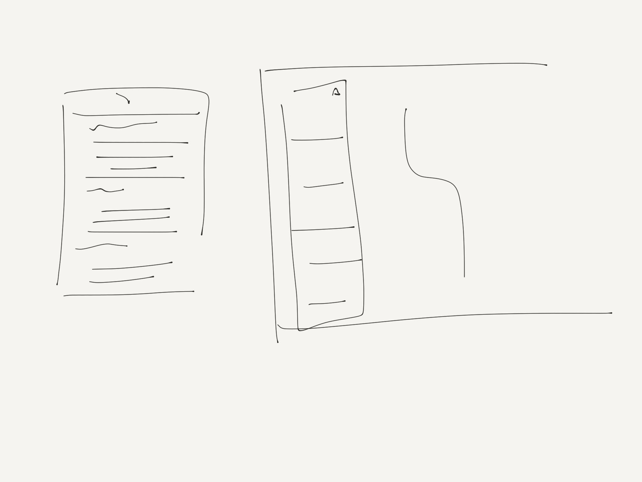 QN list sketch