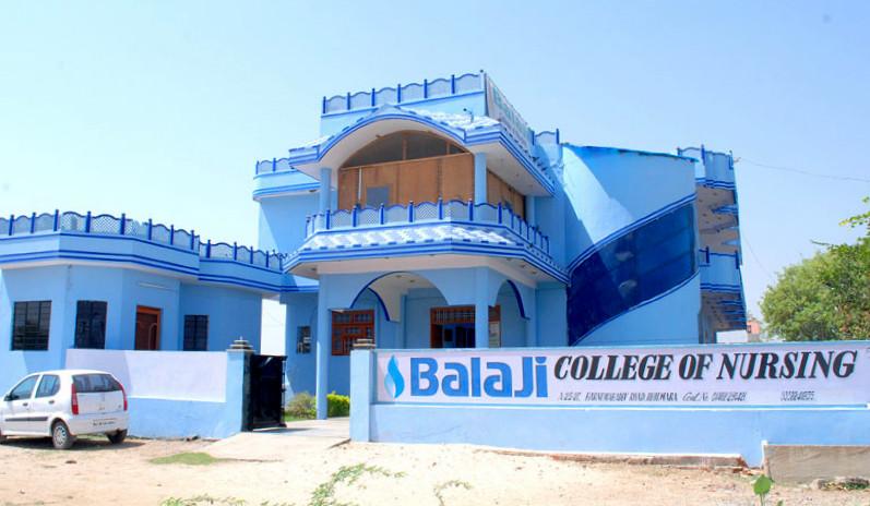 Balaji College Of Nursing Image