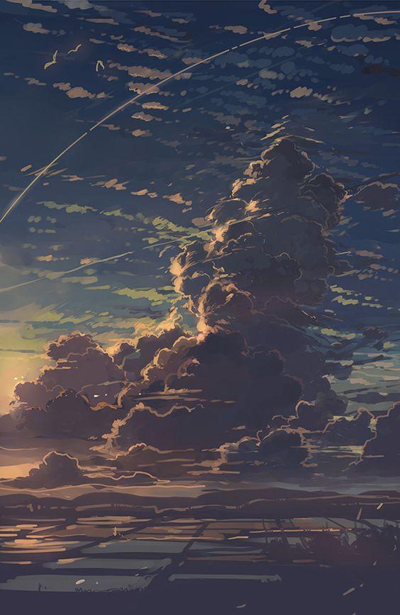 Anime Nature Background 9