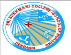 Sri Sukhmani College of Nursing, Dera Bassi