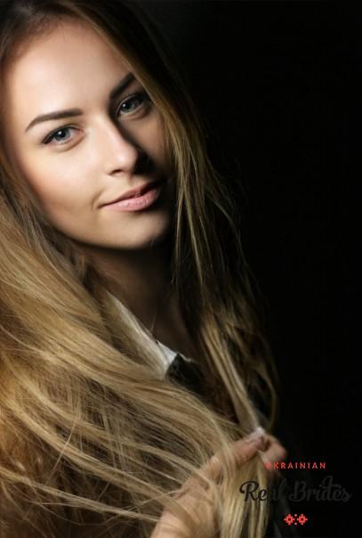 Photo gallery №3 Ukrainian bride Yevheniia