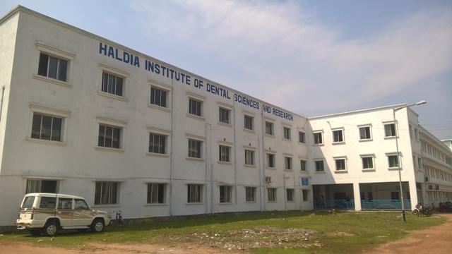Haldia Institute of Dental Sciences and Research, Banbishnupur
