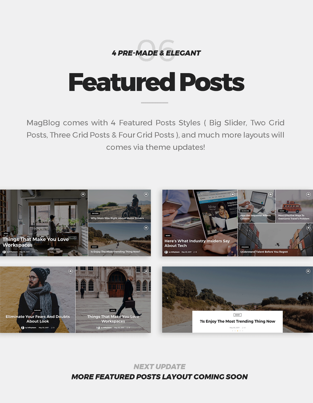 MagBlog – News & Editorial Magazine Blogger Theme, Gobase64