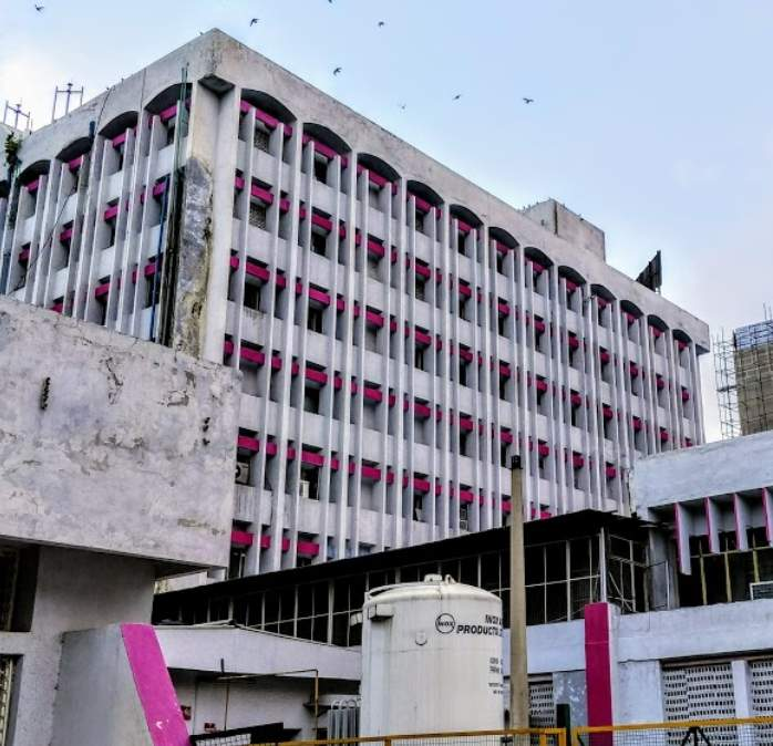 ESI - PGIMSR, ESI-Hospital, Basaidarapur, New Delhi Image
