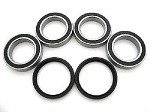 Rear Axle Bearings and Seals Kit Yamaha YFZ450 2003-2005