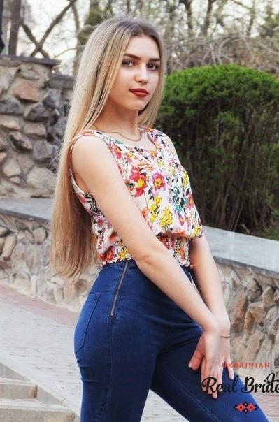 Profile photo Ukrainian girl Lilia