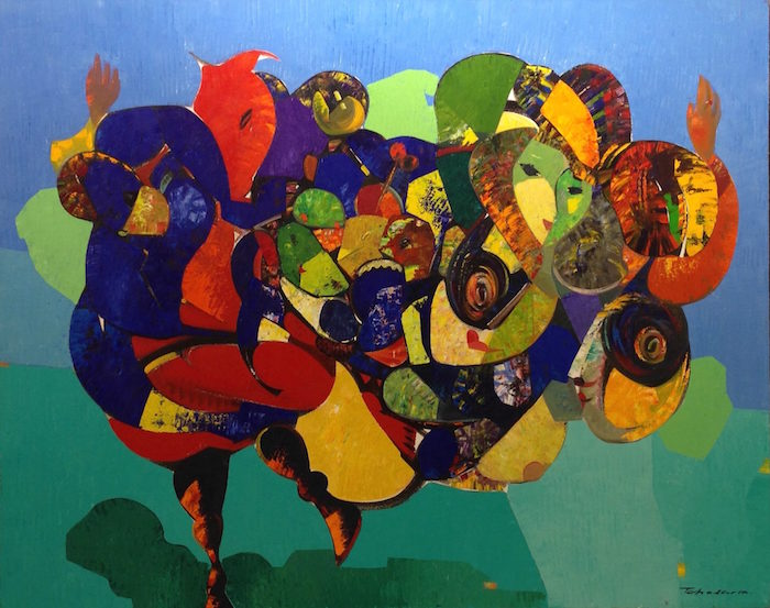 Igor Tcholaria werk