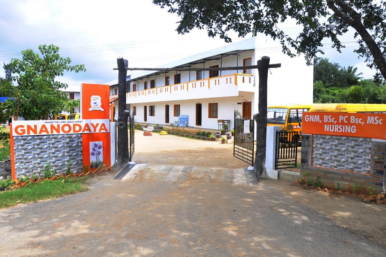 Raman College of Nursing Image