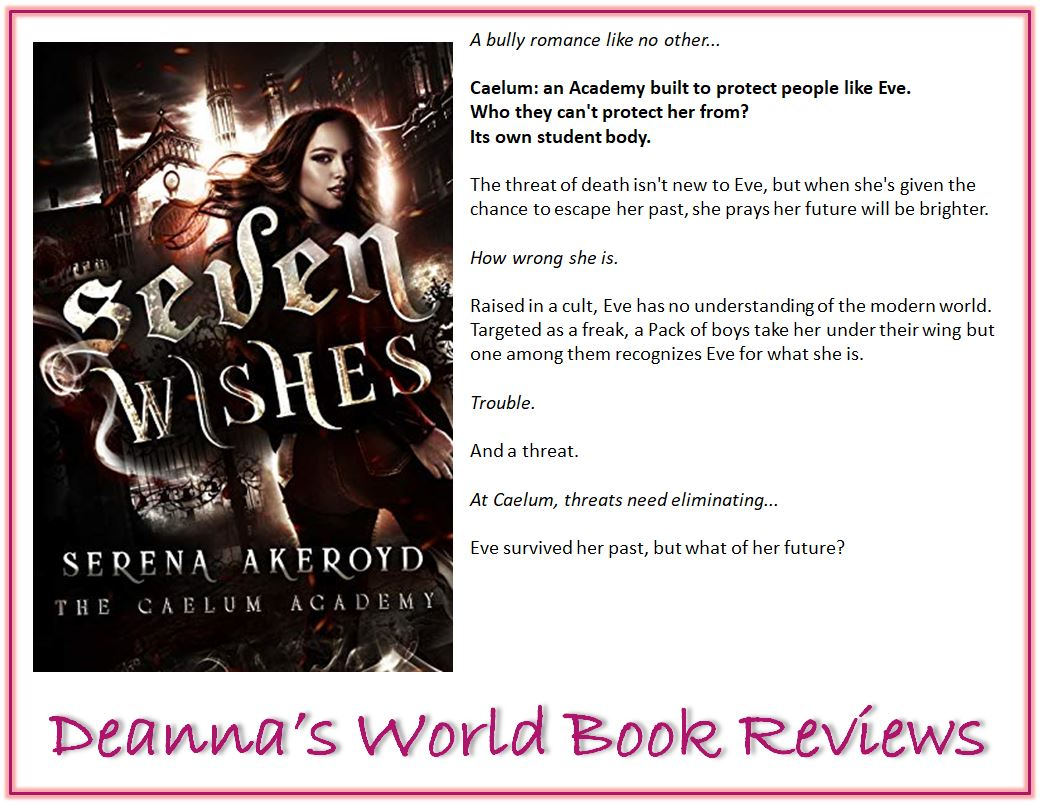 Seven Wishes by Serena Akeroyd blurb