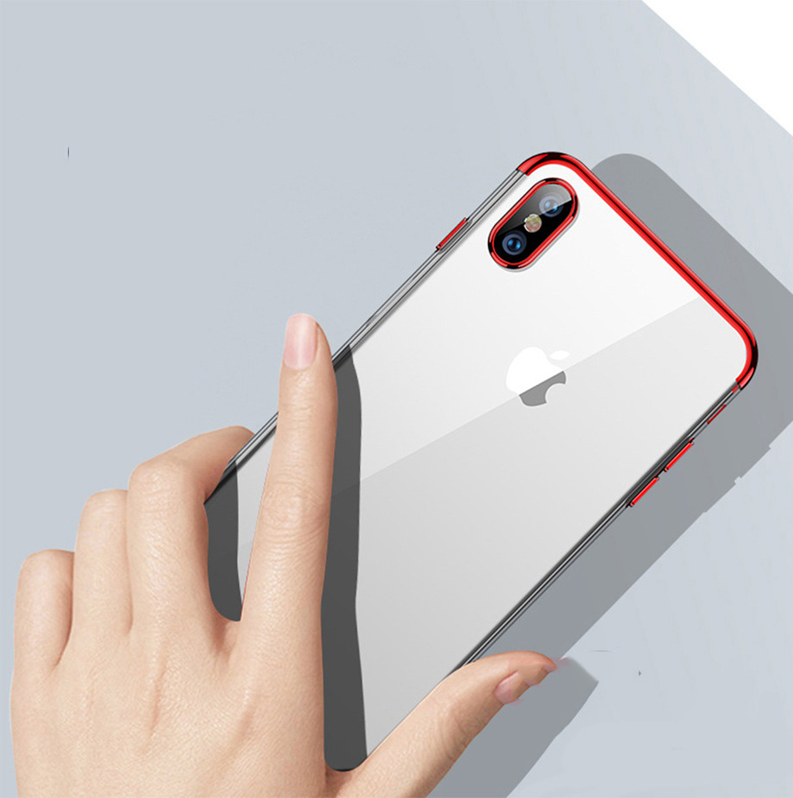 Luxury-Ultra-Slim-Shockproof-Silicone-Clear-Case-Thin-Cover-For-Apple-iPhone-XR