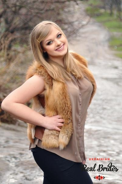 Photo gallery №10 Ukrainian girl Alena