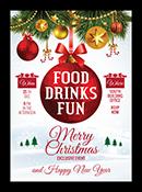 Christmas Party Invitation - 1