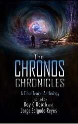 The Chronos Chronicles title page