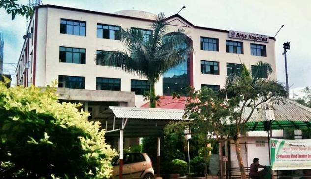 Shija Hospitals and Research Institute, Imphal Image