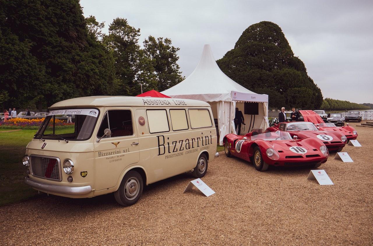 Bizzarrini Revival stars at Hampton Court Concours d'Elegance