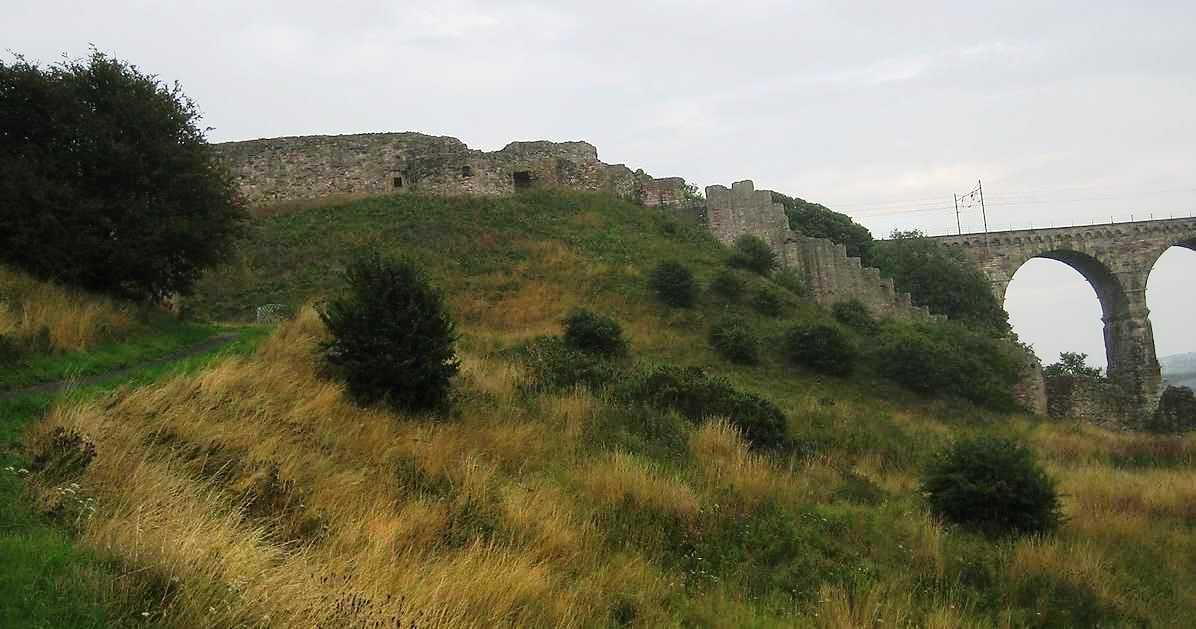 Замок Бервик