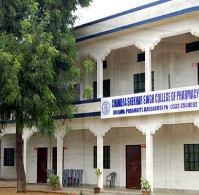 Chandra Shekhar Singh College Of Pharmacy, Allahabad