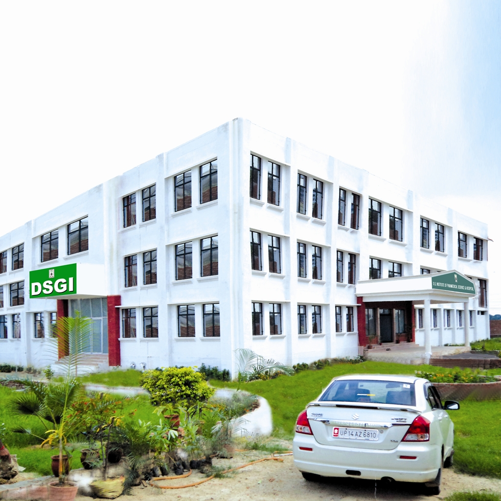 DS Institute of Paramedical Science and Hospital Image