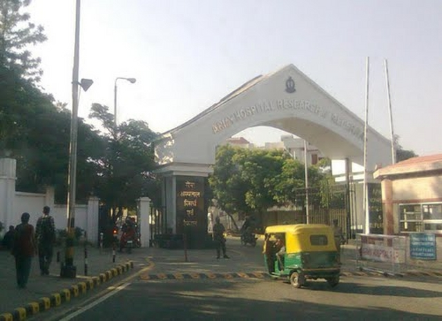 Army Hospital Research & Referral, New Delhi Image