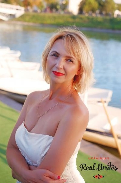 Profile photo Ukrainian women Olessya