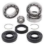 Front Differential Bearings and Seals Kit Honda TRX400FA Rancher 4x4 2004 2005
