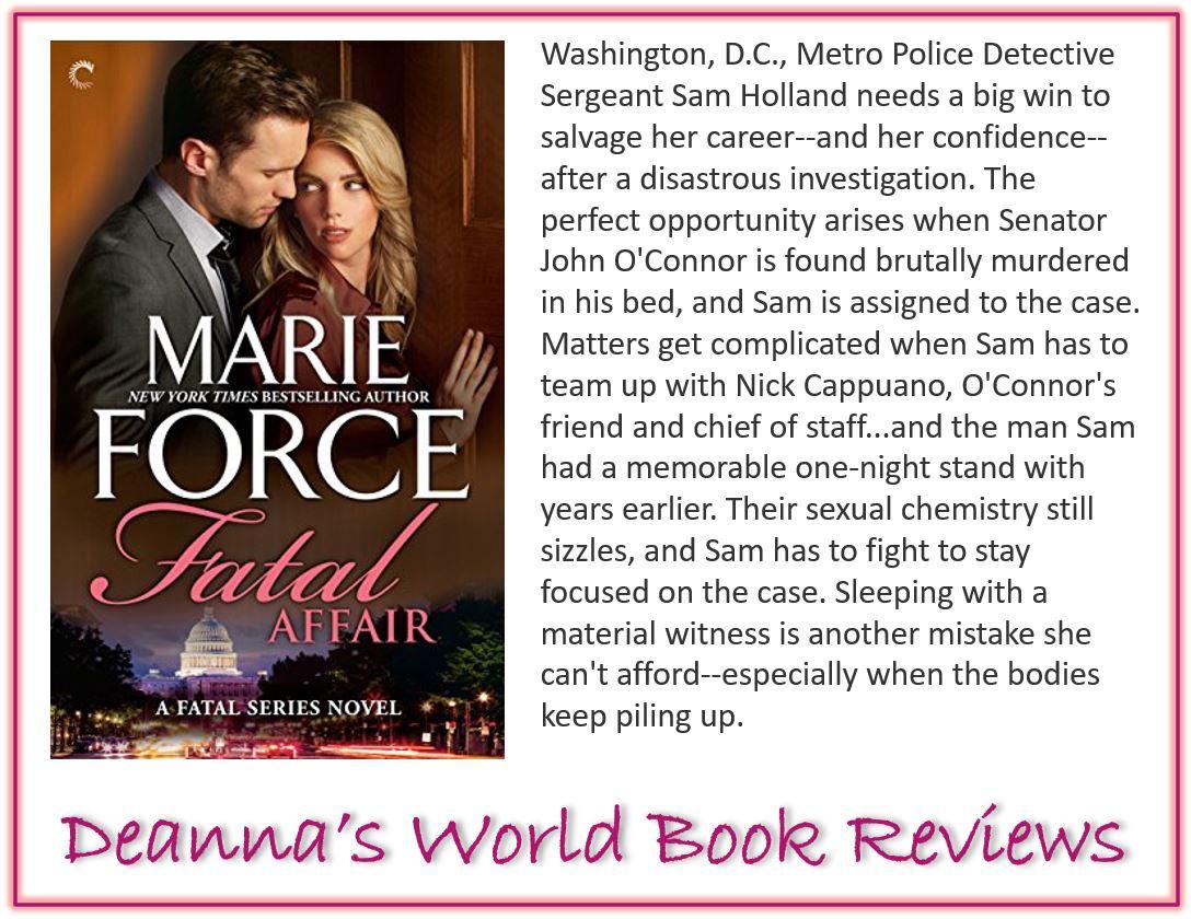 Fatal Affair by Marie Force blurb