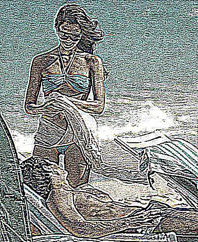 Femme le puy en velay