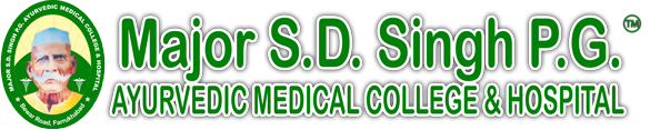 Major S.D. Singh Ayurvedic Medical College and Hospital