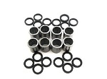 Both Lower A Arm Bearings and Seals Kit Suzuki LT-500R LT500R Quadzilla Quad Racer 1988-1990
