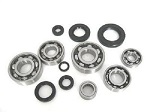 Bottom End Engine Bearings and Seals Kit Honda CR250 R Elsinore 1978-1980