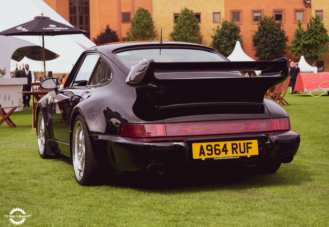 Count down to London Concours 2021 with Lost Marques display
