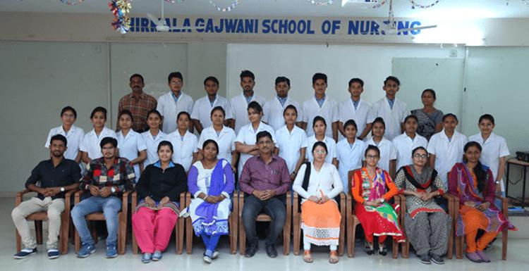 Smt. Nirmala Gajwani School of Nursing, Kutch Image