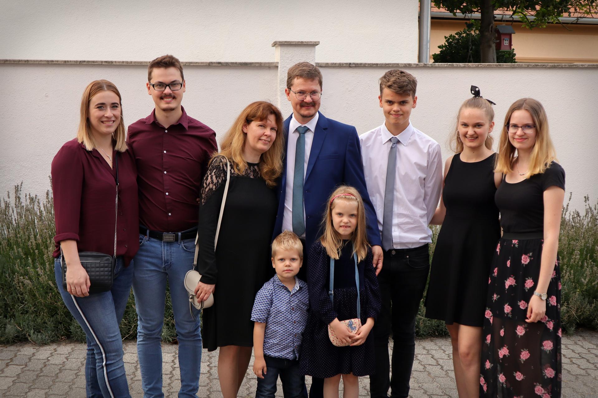 Az Urbán család