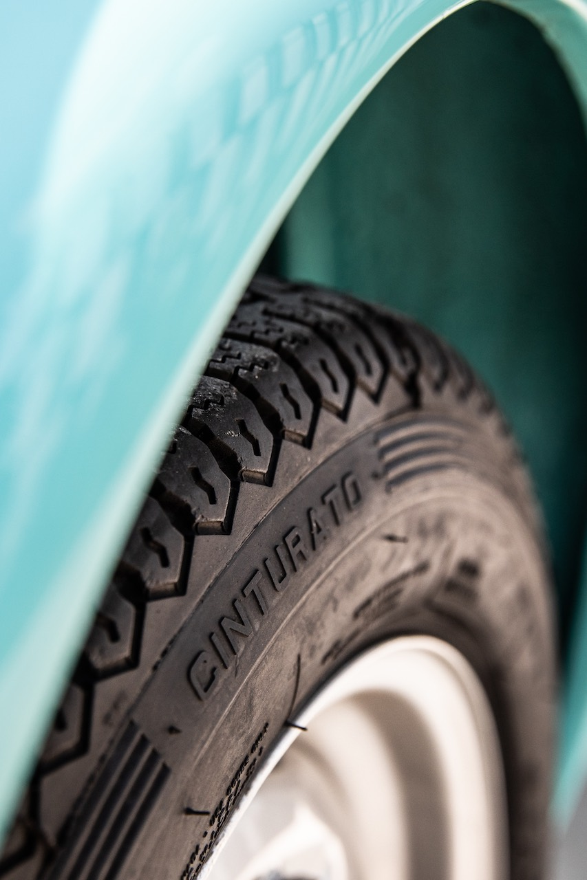 Pirelli is launching a new tyre for the iconic Fiat 500